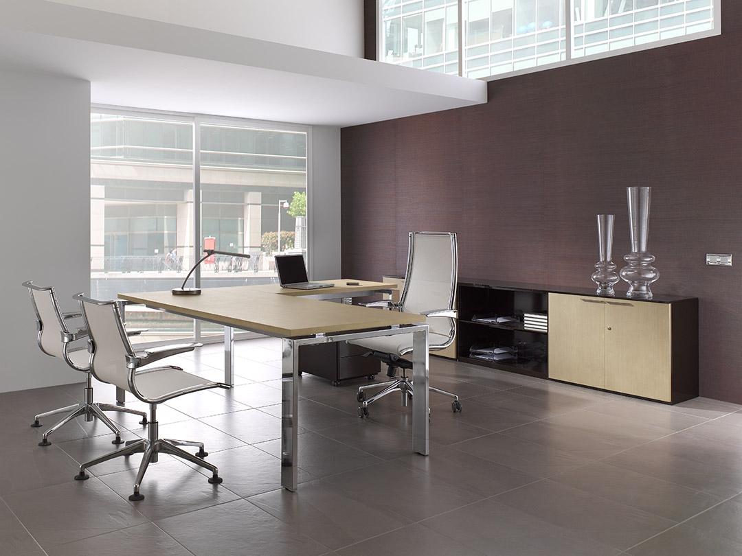 Mobiliario de direcci n torres oficinas for Areas de una oficina