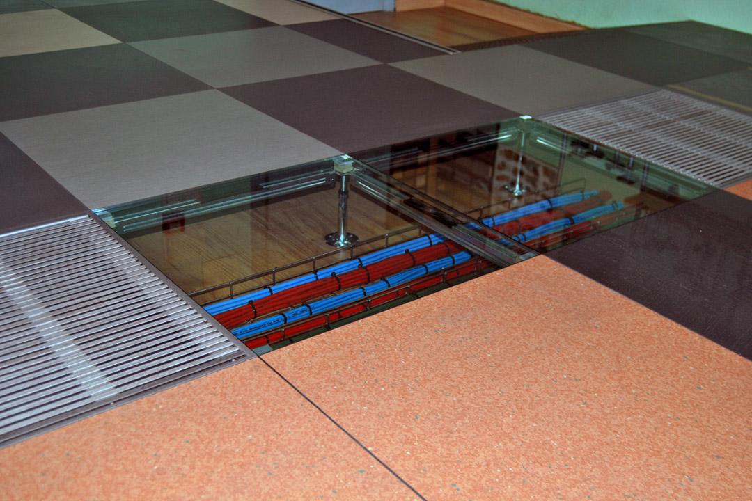 Suelo t cnico torres oficinas for Detalle suelo tecnico