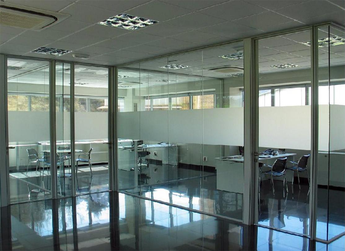 mamparas y tabiques de oficina torres oficinas