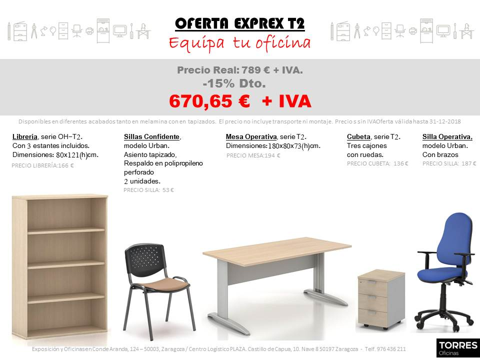 Outlet | Torres Oficinas